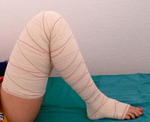 Flexión de rodilla